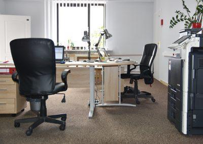 Willich biuro wnętrze
