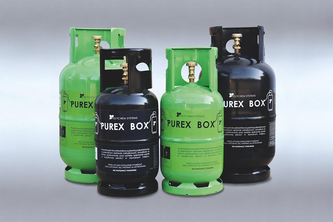 Purex Box SEMI PRO